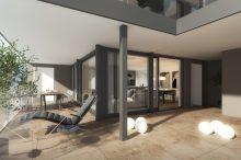 3.5 Zi-Wohnung Terrasse OG Haus B